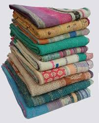 Wholesale <b>Lot</b> Handmade Vintage Kantha 10 <b>Pc</b> Indian Assorted ...