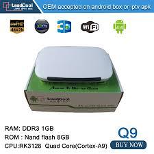 <b>Leadcool</b> Q9 box and <b>one year</b> free iptv subscription QHDTV iptv ...