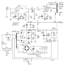 a single ended 6550 amplifier on simple amplifier schematics