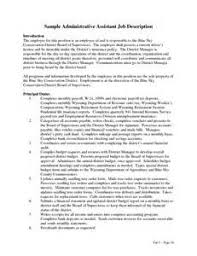 administrative assistant job description for resume   best resume    administrative assistant job description resume  middot  administrative assistant duties resume