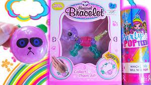 игрушка браслет <b>бусина twisty petz</b> - YouTube