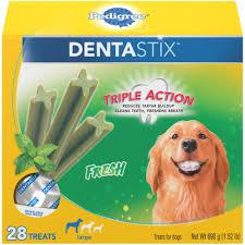 Pedigree Dentastix Triple Action Fresh Large Dog Treats ... - Ralphs