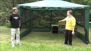 Туристический тент <b>шатер Campack Tent G 3401W</b> - YouTube