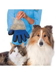 Перчатка-щетка для домашних <b>животных</b> для счесывания ...