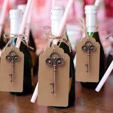 Online Shop <b>50pcs Wedding</b> Souvenirs Skeleton Bottle Opener + ...