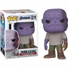 Фигурка POP! Bobble: <b>Marvel</b>: Мстители: Финал: Танос в садах ...