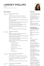 accounting resume samples   visualcv resume samples databasesales and accounting resume samples
