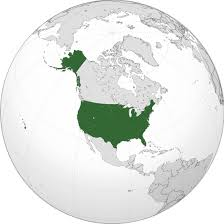 Image result for map of united states wikipedia
