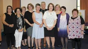 wilcannia forbes schools are putting faces on the data parkes from left merinda wilson deb fryer karen o malley prue dawson