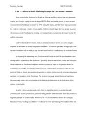 Bacardi   Eristoff E paper Case Study Robert Padmore     Head of Digital Media April