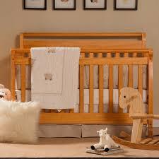 emily bedroom set light oak:  davinci emily  in  convertible crib in honey oak