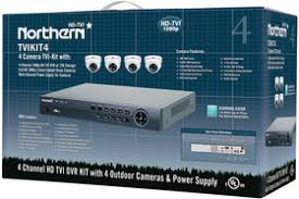 <b>TVI</b> DVRs & <b>TVI</b> Cameras