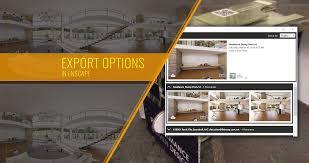 <b>Export</b> Options in Enscape – Enscape