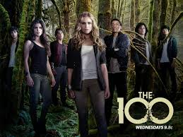 The 100 (TV Show) The 100 cast