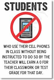 best ideas about cell phones in school in the posterenvy com students who use their cell phones in class new classroom poster