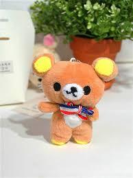 <b>Медведь</b> подвеска Рилаккума, 10см, <b>коллекция</b> Little <b>Bears</b> Sunny ...