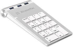Дополнительная цифровая <b>клавиатура XtremeMac Numpad</b> with ...