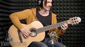 <b>Классическая гитара FLIGHT</b> C-120 - YouTube