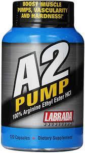 <b>A2</b> Pump nitric oxide <b>booster</b> - 120 caps by Labrada M: Amazon.co ...