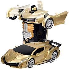 iBelly Remote Control Car - 1:12 <b>Gesture Induction</b> Deformation Car ...