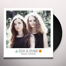 <b>ELSA</b> & <b>EMILIE ENDLESS</b> OPTIMISM Vinyl Record