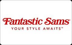 Buy Fantastic Sams Gift Cards   GiftCardGranny