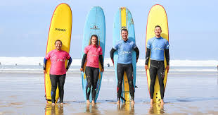 <b>Extreme</b> Academy: <b>Surf</b> lessons at Watergate Bay, near Newquay