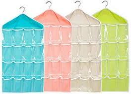 Buy Sunam'S <b>16</b> Grids <b>Hanging</b> Pouch Storage Multipurpose ...