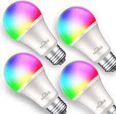 Smart <b>Light Bulb</b> Works with Alexa Google Home Siri, <b>NiteBird</b> A19 ...