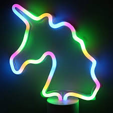 XIYUNTE <b>Unicorn</b> Lights LED Neon Signs - <b>Unicorn Neon Lights</b> ...