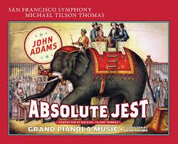 cd reviews john adams s musical jokes the washington post