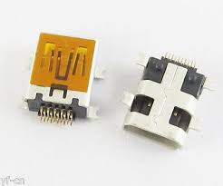 <b>1Pc</b> B Type <b>Mini</b> 10 Pin USB <b>Female</b> Jack SMT PCB Board Mount ...