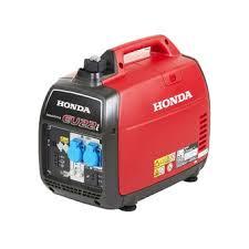 <b>Генератор бензиновый</b> инверторный <b>Honda</b> EU22i – купить в ...