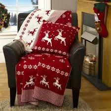 Image result for christmas cushions and throws