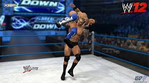 ডাউনলোড করুন WWE 2012 মাত্র 603 MB.