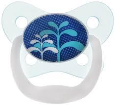 Dr. Brown's <b>Пустышка PreVent</b> Бабочка Трава от 0 до 6 месяцев