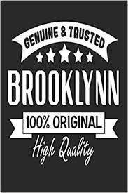 Genuine & Trusted Brooklynn <b>100</b>% <b>Original High Quality</b>: 6x9 ...