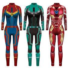 Online Shop Cheap Avengers Endgame Quantum Realm Cosplay ...