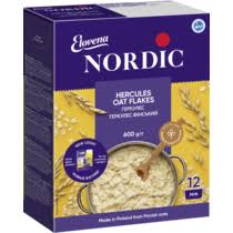 <b>Хлопья Nordic</b> Геркулес Финский овсяные 600 г купить с ...