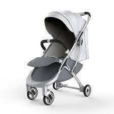 <b>Light Stroller</b> Hot Mom Portable Transport Folding - KidzoKidzette