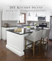 easy kitchen island cabinets