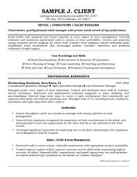 retail resume manager of multi  seangarrette coretail and operations manager free resume templates exles   retail resume