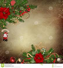 vintage background with beautiful christmas decorations beautiful christmas decorations