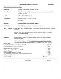 resume examples examples of medical resumes resume sample resume examples examples of medical assistant resumes medical assistant student examples of medical