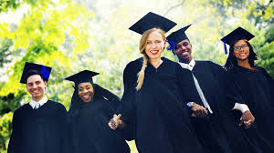 is graduate school worth it determining whether to get a graduating class students black gown and robe