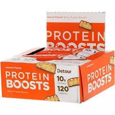 Detour Whey <b>Protein Bar Caramel</b> Peanut