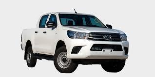 <b>Toyota Hilux</b> Double Cabin Pick Up, 6 Seater 4x4 <b>RHD</b> > IAPB ...