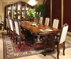 round back dining chairs dining room remarkable victorian dining room design with round