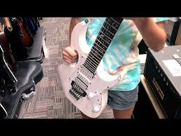 New <b>Guitar Day</b> with my niece! - YouTube