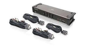 GCS1104 - 4-Port DVI KVMP Switch with Audio and ... - IOGEAR